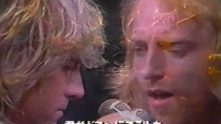 DEF LEPPARD /  TWO STEPS BEHIND ACOUSTIC LIVE