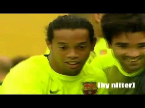 Ronaldinho Freestyle Show Mix. Season 2005-2006 [by nitter]