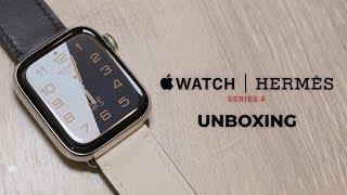애플워치 시리즈4 에르메스 개봉기 Apple Watch Series4 Hermes Unboxing