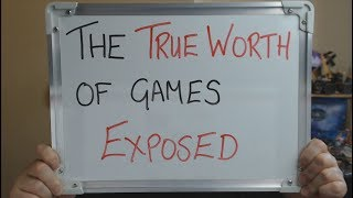 The TRUE WORTH of Games EXPOSED by the Developers Themselves!!