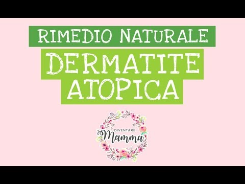 Dermatite allergica di differenza da dermatite atopic
