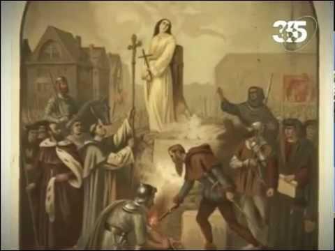 Жанна Д'Арк - героиня Франции
