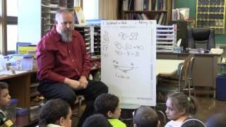 3rd Grade Math- Number Talk- Curtin