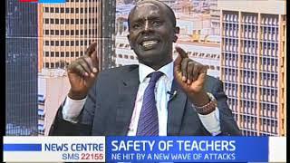 KNUT threatens to withdraw teachers in Garissa following Shabaab attack that left three dead