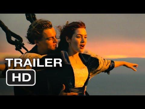 Titanic (1997) Trailer 1