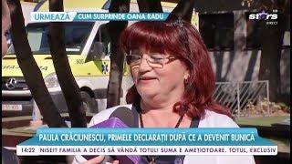 Mama adoptivă a Gabrielei Cristea, primul interviu după ce vedeta a născut