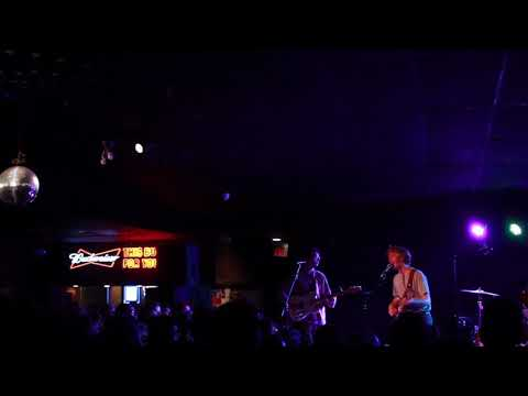 Pinegrove - Old Friends / Aphasia @ The Bottleneck / Lawrence, KS