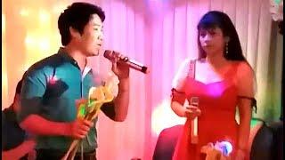 Nguyễn Văn Hợp (Khánh Sang) - Khánh My hát chúc mừng Chuông Bạc 2018 Ngọc Quyền | Tìm em nơi đâu