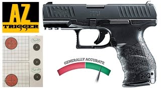 Walther PPQ 9mm (Review & Accuracy)