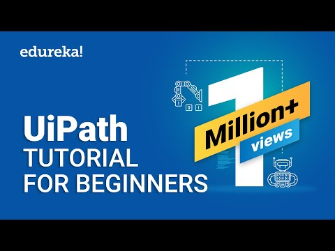 RPA Tutorial For Beginners | UiPath Training Online ... - YouTube