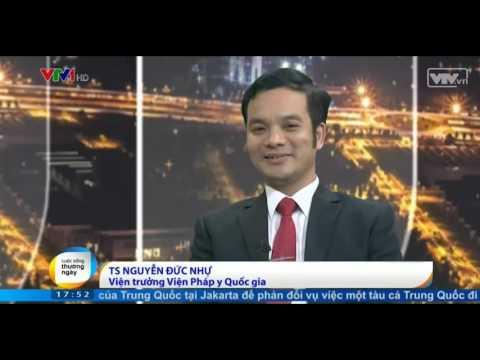 TS.Nguyễn Đức Nhự - Viện trưởng VPYQG trả lời phỏng vấn VTV1