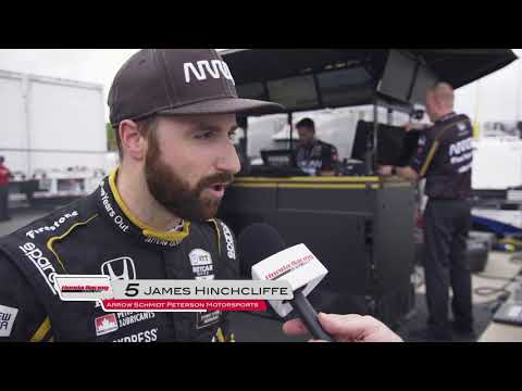 2019 IndyCar at Barber: Honda drivers dominate qualifying