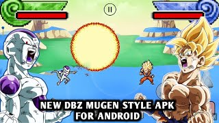 💣 Dbz mugen battle apk | Download Z Champions New Version 2019 APK