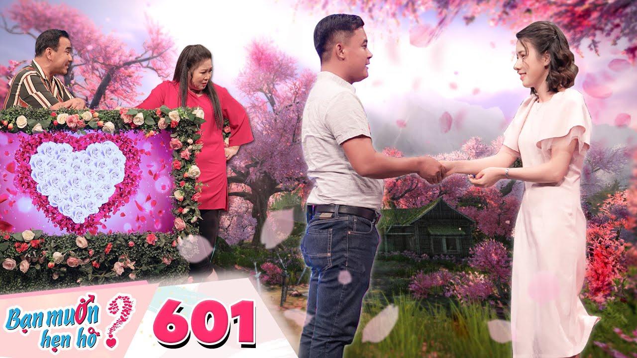 Bạn Muốn Hẹn Hò | Tập 601: Quyền Linh toát mồ hôi hột với anh hùng võ lâm đi tìm mỹ nữ của đời mình