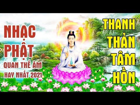 Mẹ Hiền Quan Thế Âm - Nhạc Phật Quan Thế Âm Bồ Tát HAY NHẤT 2021 Thanh Thản Tâm Hồn
