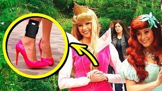 10 Grandi Segreti Che le Principesse Disney Non Possono Raccontare a Nessuno