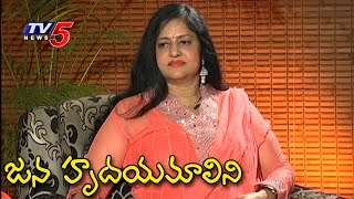 Jayamalini Movie Journey | Jayamalini Special Interview | TV5 News