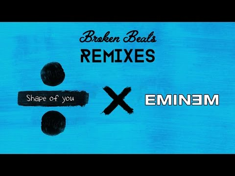 Ed Sheeran - Shape Of You Ft. Eminem (Hip Hop Remix )