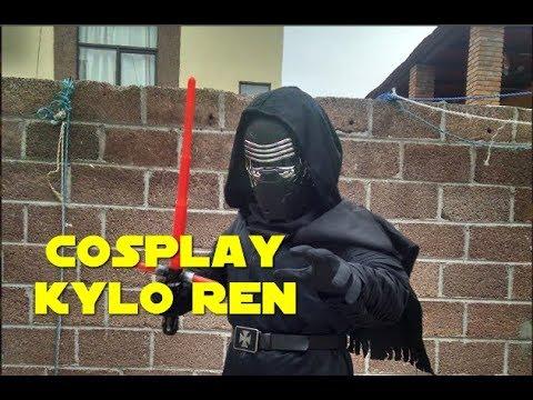 Cosplay - kylo Ren
