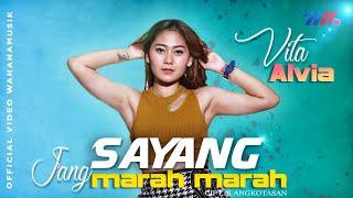 Download lagu Dj Remix Sayang Jang Marah Marah Vita Alvia Mp3