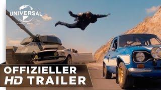 Fast & Furious 6 Film Trailer