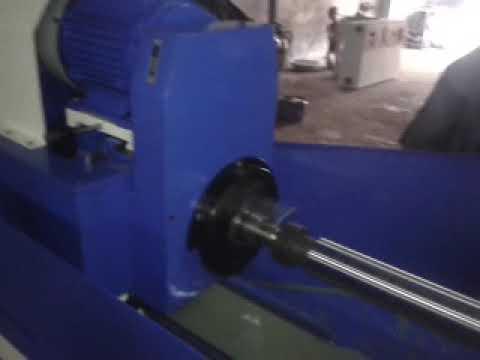 Fan Shaft Grinding Machine