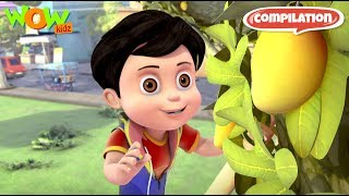 Vir: The Robot Boy # 3 - 3D action compilation for kids - As seen on Hungama TV