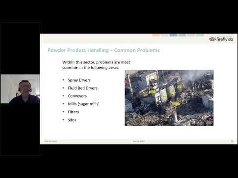 Antincendio, Atex, Industria alimentare, Industria di processo