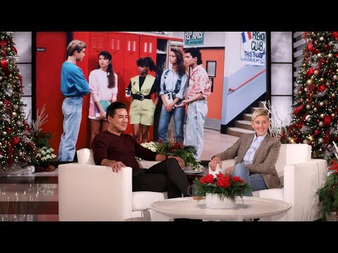 Download Is Mario Lopez Bringing Back the Mullet for the 'Saved by the Bell' Reboot? Mp4 HD Video and MP3