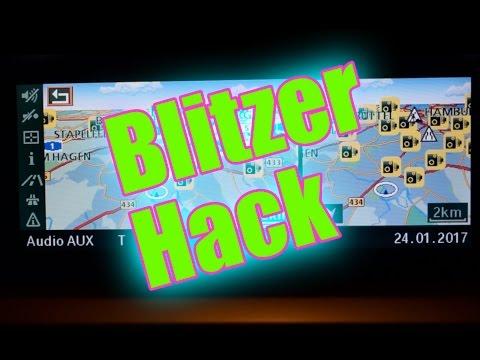 Anleitung | Blitzer Hack | BMW Navi Professional (CCC) mit Blitzer SA 609