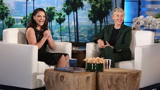 Olympic Gymnast Laurie Hernandez Talks 'DWTS,' Dating, and 'Law & Order'