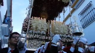 preview picture of video 'Virgen de los Dolores calle Pulido Semana Santa Olvera 2014'