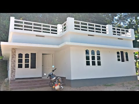 3bhk 900sqft low budget house in Kerala, near Angamaly for sale