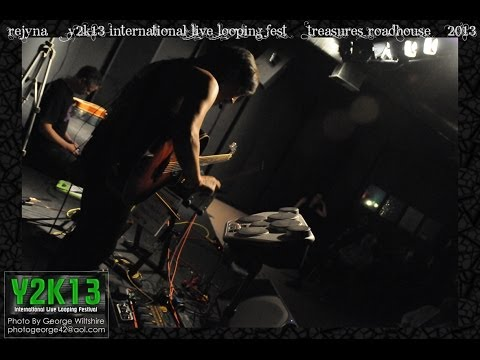 Rejyna  |  Y2K13 International Live Looping Fest  |  By Design (Many Struggles)