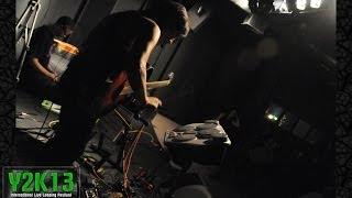 Rejyna     Y2K13 International Live Looping Fest     By Design (Many Struggles)