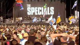 """Gangsters! - THE SPECIALS @ T IN T'PARK"