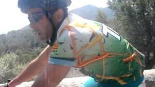 preview picture of video 'Mallorca Classic 2011 Anstieg Cura Lluc'
