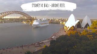 Bali & Sydney || DJI Phantom 3 Drone Reel