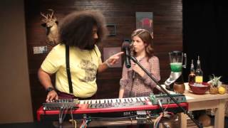 Reggie Makes Music | Anna Kendrick | IFC
