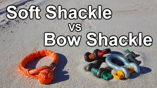 Video 4x4 Soft Shackles vs Bow (Steel) Shackles MP3, 3GP, MP4, WEBM, AVI, FLV Agustus 2019