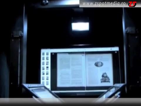 Prezentare general Book Drive Mini