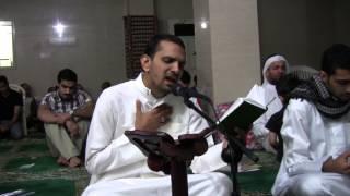 preview picture of video 'السيد حسين  الساري - من دعاء ابي حمزة الثمالي - إحياء ليلة القدر 23   مسجد خويتيم 7'