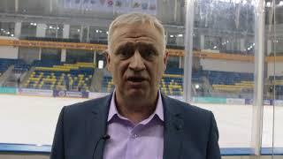 Владимир Громилин прокомментировал матчи против ХК «Горняк»