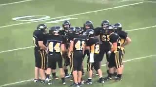 Prairie Grove vs Huntsville (Scrimmage) 2010