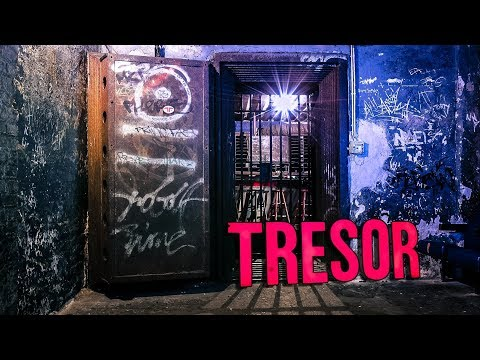 "How Tresor got Famous - The Birth of Berlin's ""Greatest"" Techno Club"