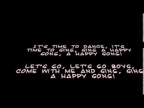 Baby's Gang ft. Boney M. - Happy Song [Lyrics - Testo]