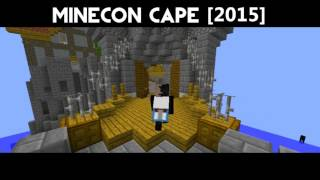 minecon 2015 cape preview - Free video search site