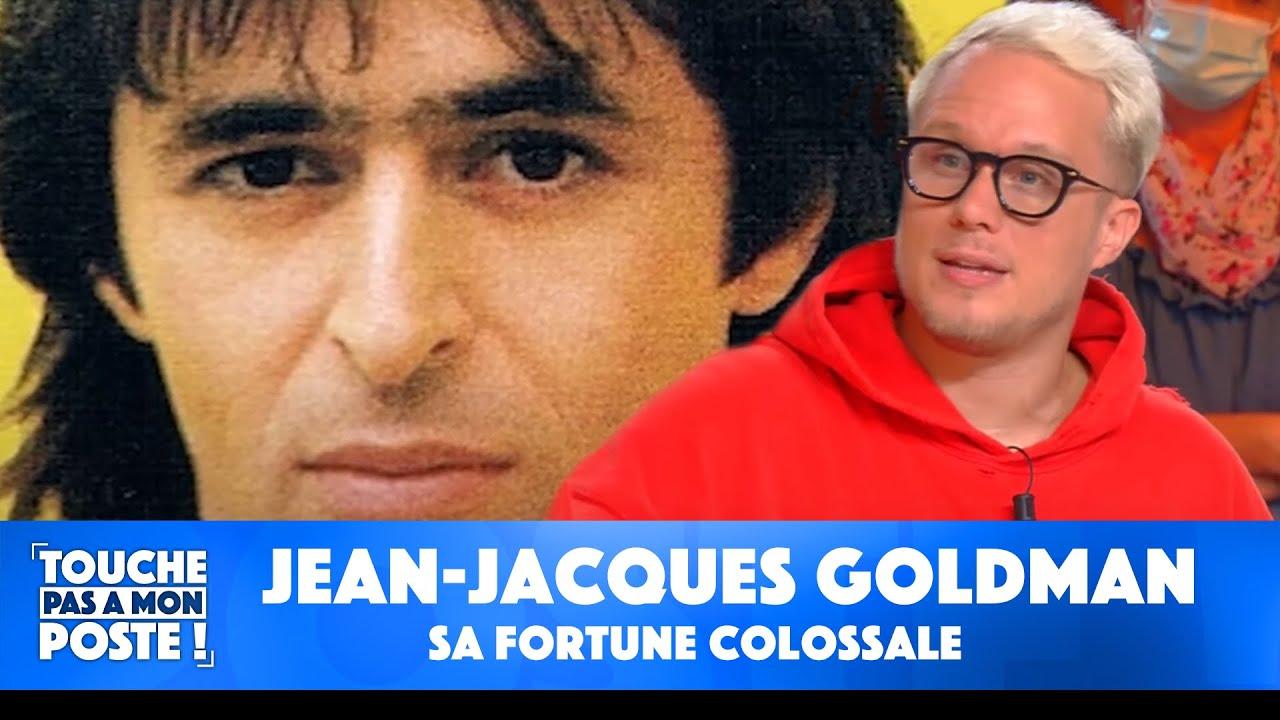 Retour sur la fortune colossale de Jean-Jacques Goldman