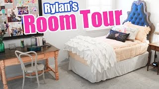 Rylan's Room Tour | Bedroom Decorating Ideas | Kamri Noel