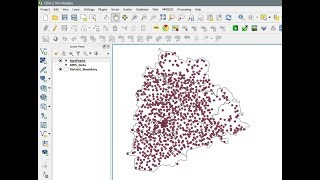 QGIS - Export layer to delimited text and geom to WKT - Load
